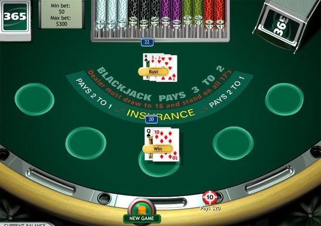 Play Blackjack Pro at Casino.com South Africa