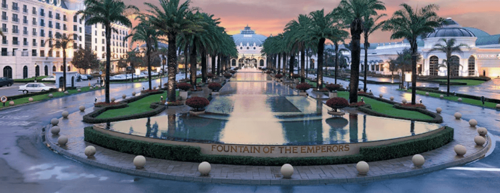 Emperors Palace Hotel Casino Resort